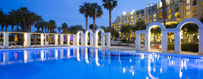Hotel Hilton Malta, St. Julian's, Malta - Piscina Horizon