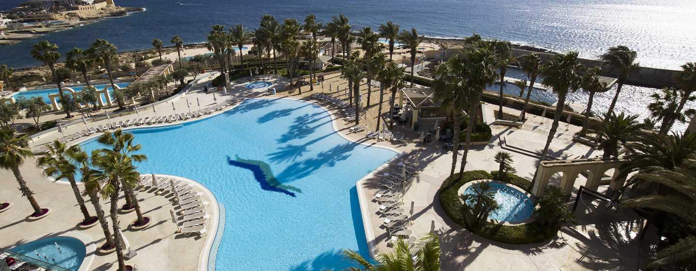 Hotel Hilton Malta, St. Julian's, Malta - Piscina principale