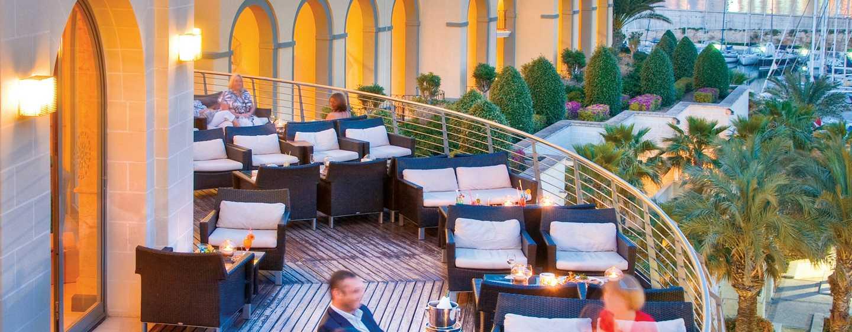 Hotel Hilton Malta, St. Julian's, Malta - Quarterdeck