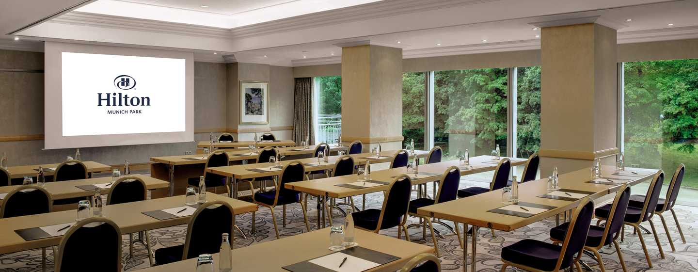 Hotel Hilton Munich Park, Germania - Strutture per meeting
