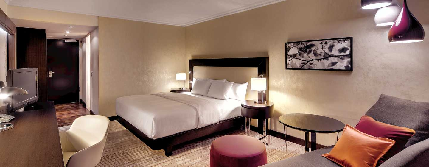 Hotel Hilton Munich Park, Germania - Camera con letto king size