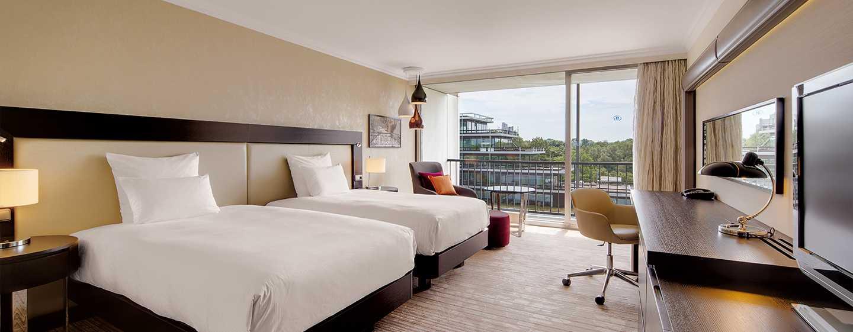 Hotel Hilton Munich Park, Germania - Camera con letti separati