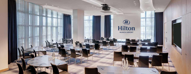 Hilton Munich Airport, Germania - Sala meeting Chicago