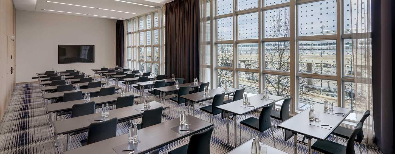 Hilton Munich Airport, Germania - Sala meeting Hong Kong