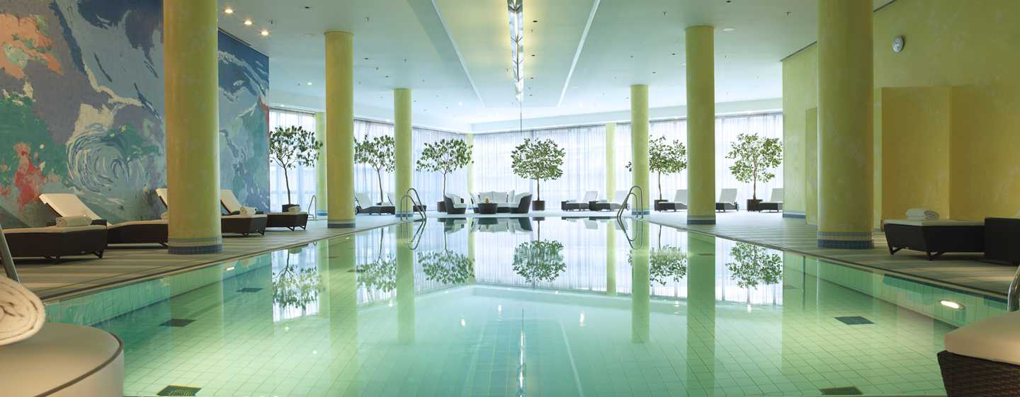 Hotel Hilton Munich Airport, Germania - fit & fly Spa