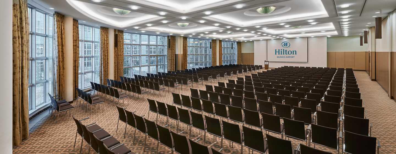Hilton Munich Airport, Germania - Salone Munich