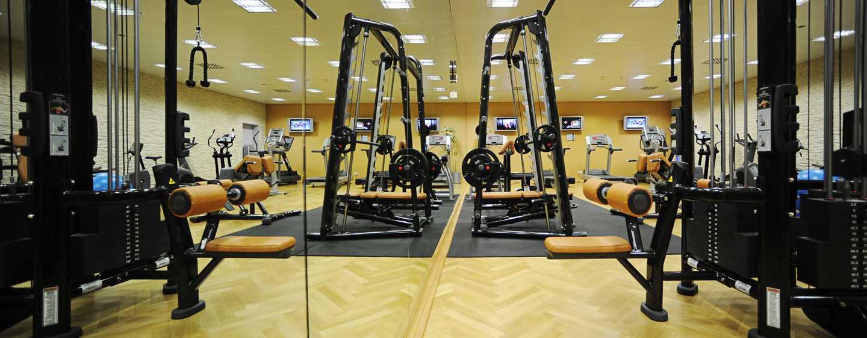 Hilton Munich Airport, Germania - Fitness center
