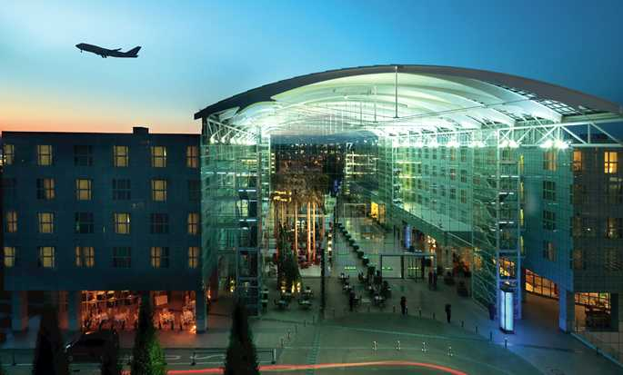 Hilton Munich Airport, Germania - Esterno dell'hotel