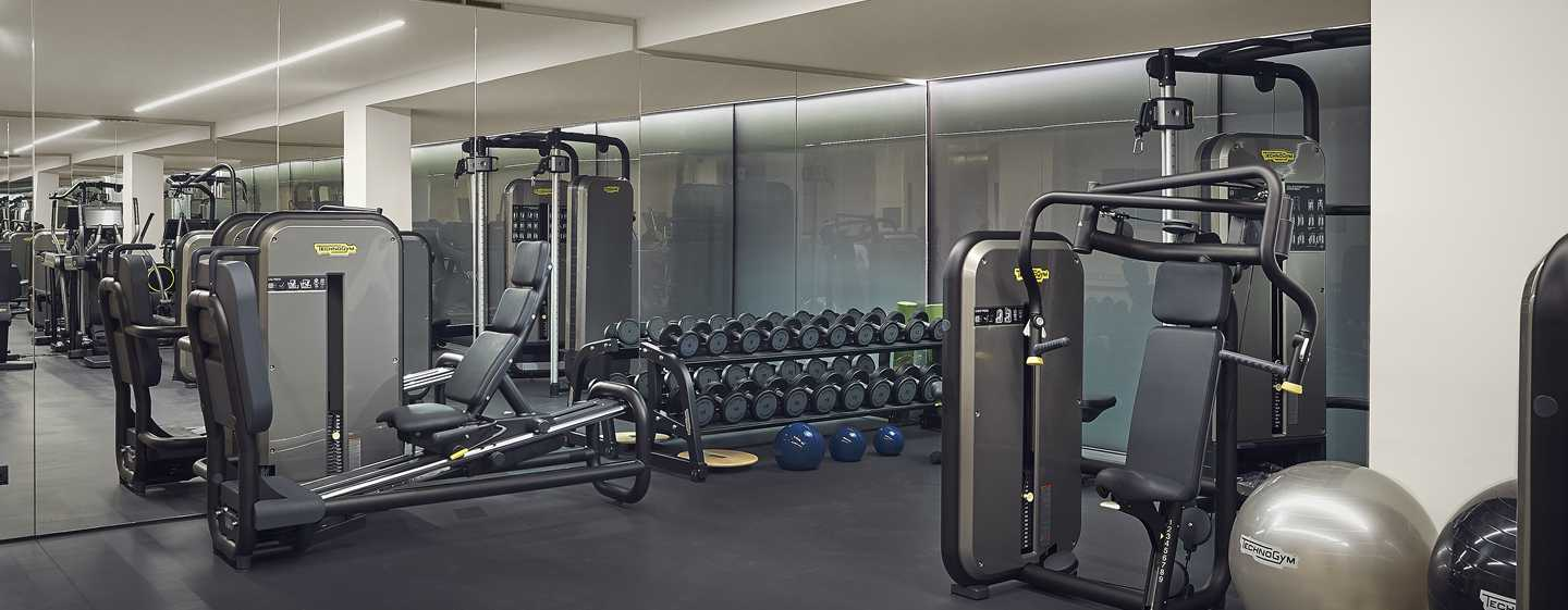 Hilton Lake Como, Italia - Fitness center