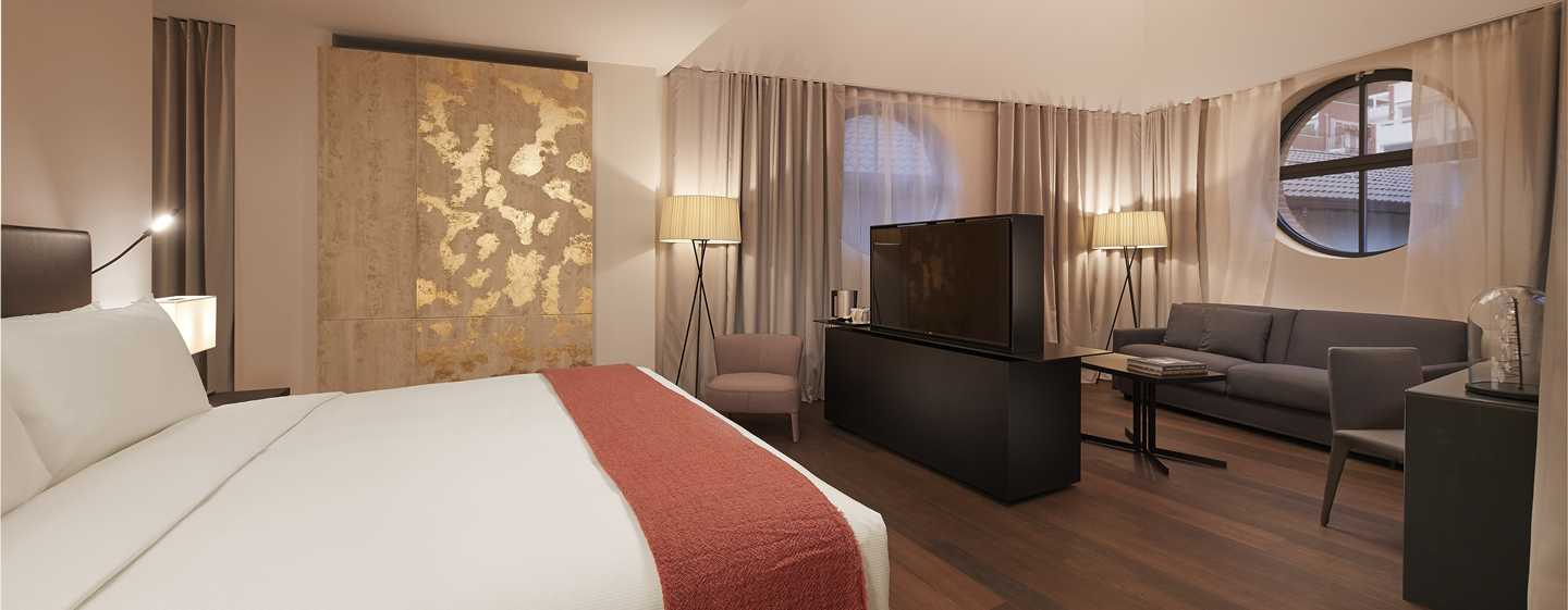 Hilton Lake Como, Italia - Suite Junior