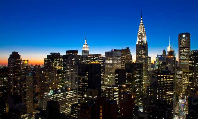Millennium Hilton New York One UN Plaza, Stati Uniti d'America - Skyline di New York