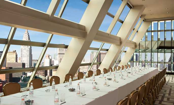 Millennium Hilton New York One UN Plaza, Stati Uniti d'America - Meeting e eventi nella sala Landmark