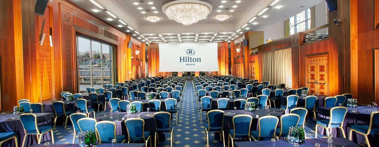Hotel Hilton Prague, Repubblica Ceca - Gran salone