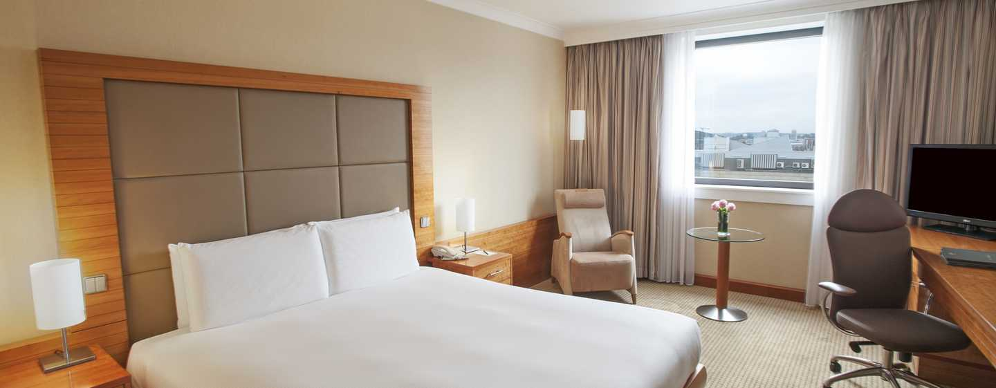 Hotel Hilton Prague, Repubblica Ceca - Camera Plus con letto king size