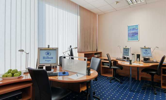 Hotel Hilton Prague, Repubblica Ceca - Business center