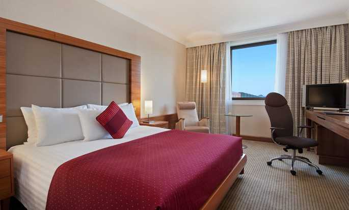 Hotel Hilton Prague, Repubblica Ceca - Suite Executive con letto king size