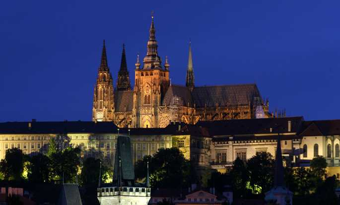 Hilton Prague Old Town, Praga - Castello