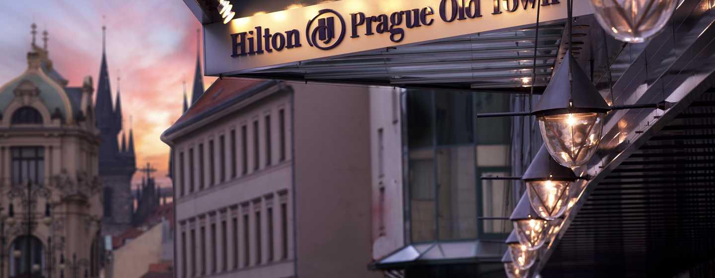 Hotel Hilton Prague Old Town, Repubblica Ceca - Esterno hotel