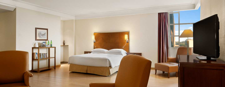 Hotel Hilton Rome Airport, Italia - Suite Alcove