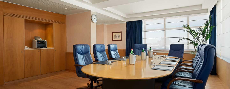 Hotel Hilton Rome Airport, Italia - Sala meeting Caligola