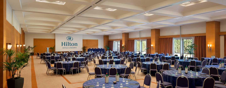Hotel Hilton Rome Airport, Italia - Gran Salone dei Cesari