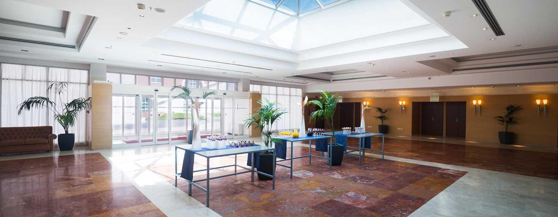 Hotel Hilton Rome Airport, Italia - Atrio
