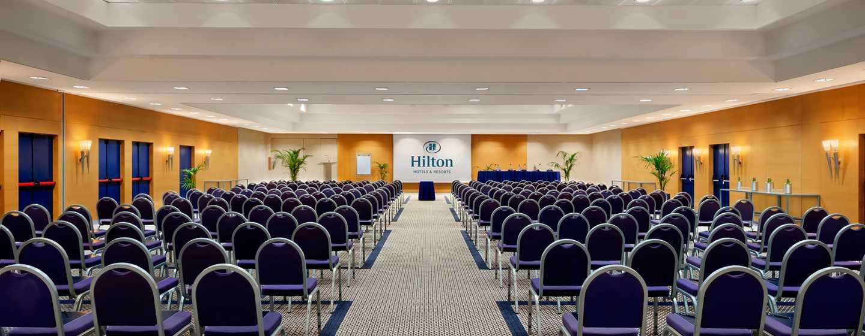 Hotel Hilton Rome Airport, Italia - Sala meeting Imperatori