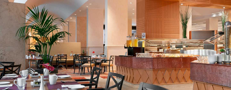 Hotel Hilton Rome Airport, Italia - Ristorante Le Colonne
