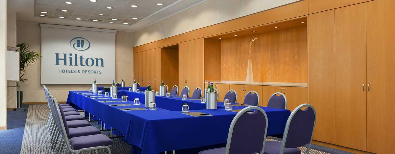 Hotel Hilton Rome Airport, Italia - Sala meeting Teodosio