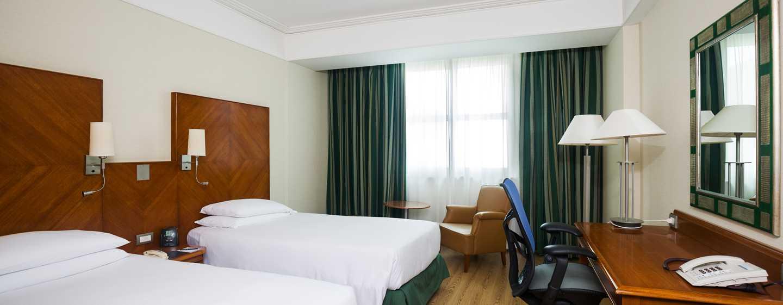 Hotel Hilton Rome Airport, Italia - Camera Standard con letti separati