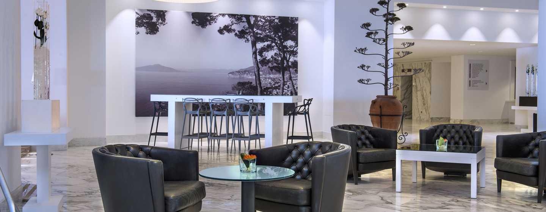 Hilton Sorrento Palace, Italia - Lobby dell'hotel