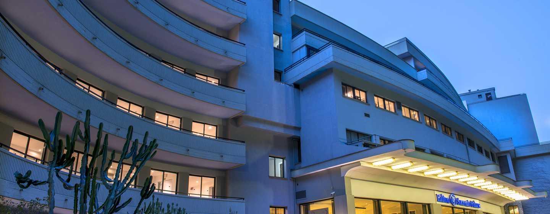 Hilton Sorrento Palace, Italia - Ingresso dell'hotel