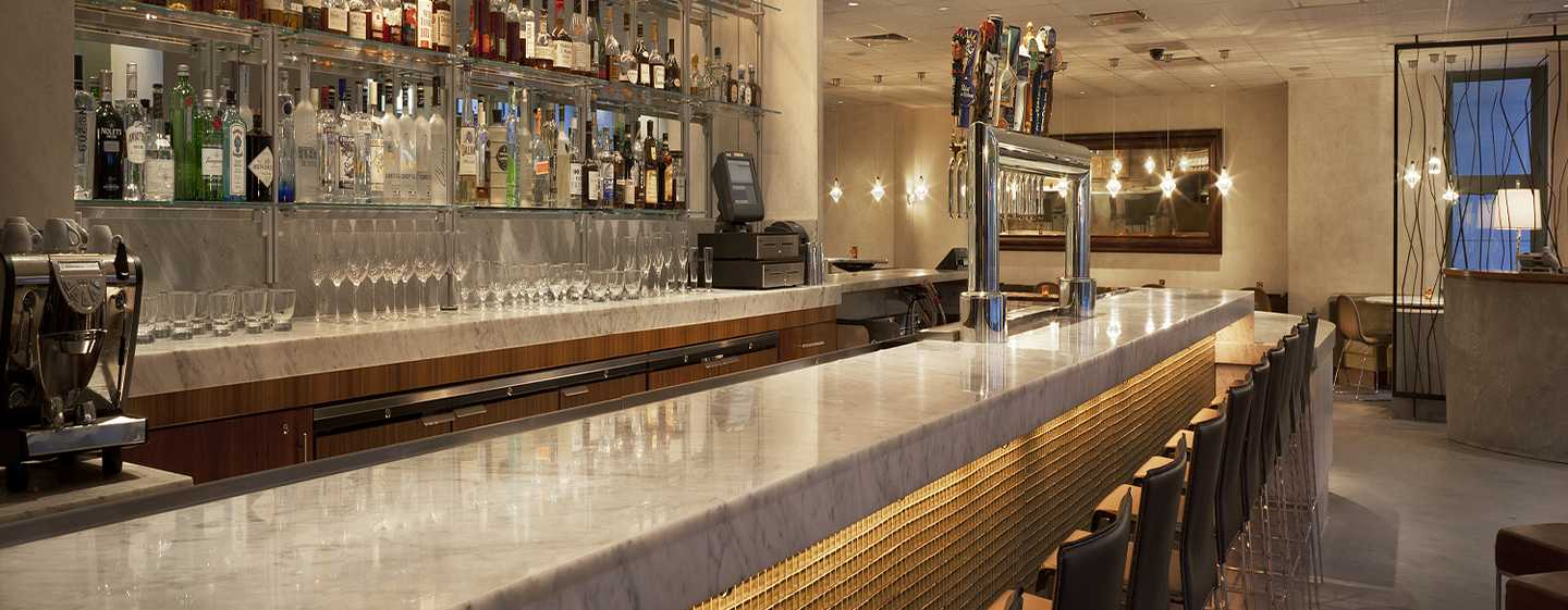 Hotel Hilton San Francisco Union Square, California, Stati Uniti d'America - Bar
