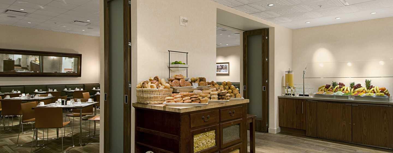 Hotel Hilton San Francisco Union Square, California, Stati Uniti d'America - Area per la prima colazione