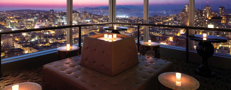 Hotel Hilton San Francisco Union Square, California, Stati Uniti d'America - Panoramica cittadina