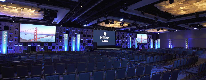 Hotel Hilton San Francisco Union Square, California, Stati Uniti d'America - Spazio per eventi