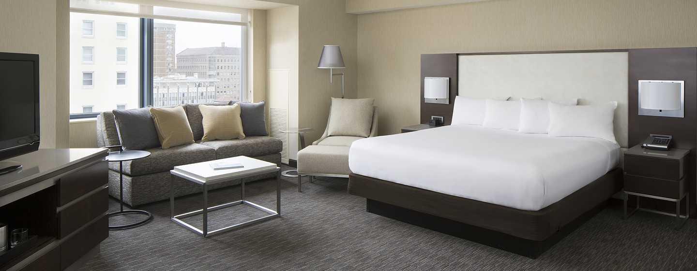 Hotel Hilton San Francisco Union Square, California, Stati Uniti d'America - Suite Junior