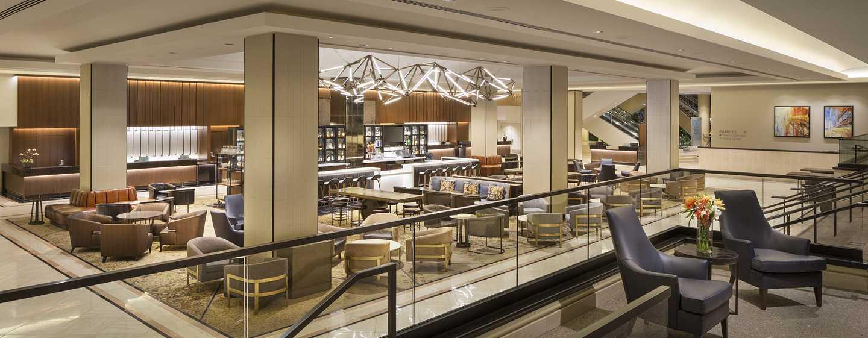 Hotel Hilton San Francisco Union Square, California, Stati Uniti d'America - Lobby