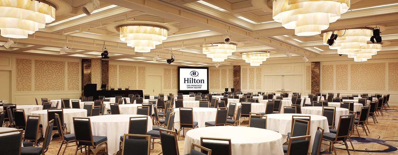 Hotel Hilton San Francisco Union Square, California, Stati Uniti d'America - Salone Imperial