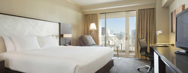 Hotel Hilton San Francisco Union Square, California, Stati Uniti d'America - Vista sullo skyline
