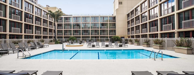Hotel Hilton San Francisco Union Square, California, Stati Uniti d'America - Piscina esterna
