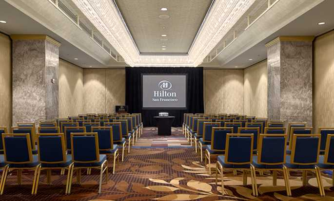 Hotel Hilton San Francisco Union Square, California, Stati Uniti d'America - Sala meeting Yosemite