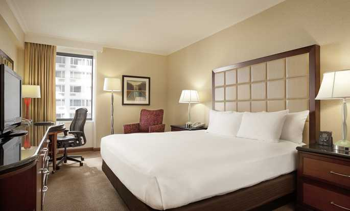 Hotel Hilton San Francisco Union Square, California, Stati Uniti d'America - Camera Classic con letto queen size