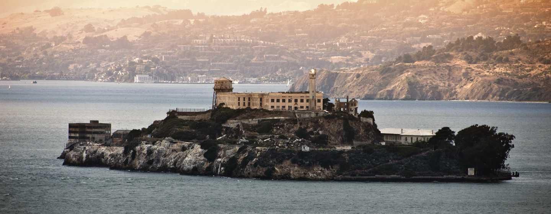 Parc 55 San Francisco - a Hilton Hotel, Stati Uniti - L'isola di Alcatraz