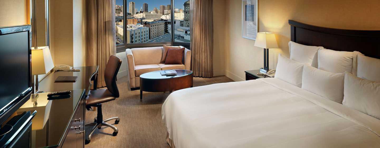 Parc 55 San Francisco - a Hilton Hotel, Stati Uniti - Design contemporaneo
