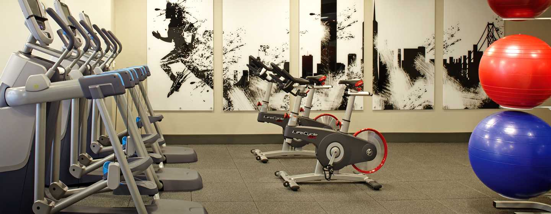 Parc 55 San Francisco - a Hilton Hotel, Stati Uniti - Fitness Center