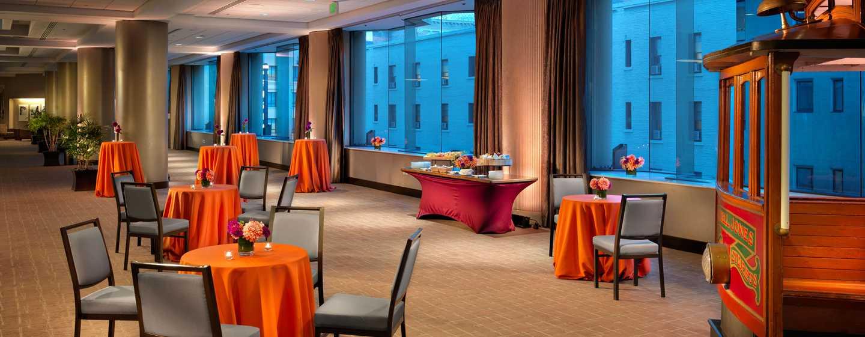 Parc 55 San Francisco - a Hilton Hotel, Stati Uniti - Atrio del Cyril Magnin