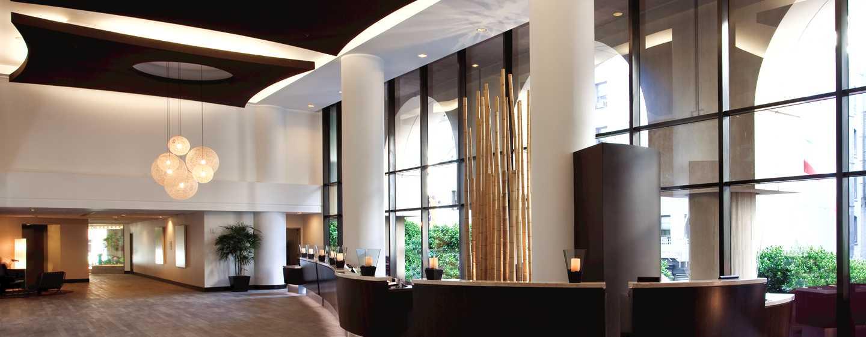 Parc 55 San Francisco - a Hilton Hotel, Stati Uniti - Lobby dell'hotel
