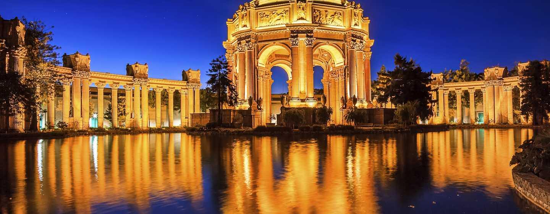 Parc 55 San Francisco - a Hilton Hotel, Stati Uniti - Palace of Fine Arts