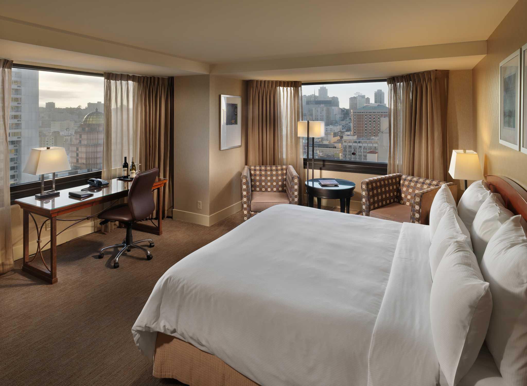 parc 55 san francisco union square hotel. Black Bedroom Furniture Sets. Home Design Ideas